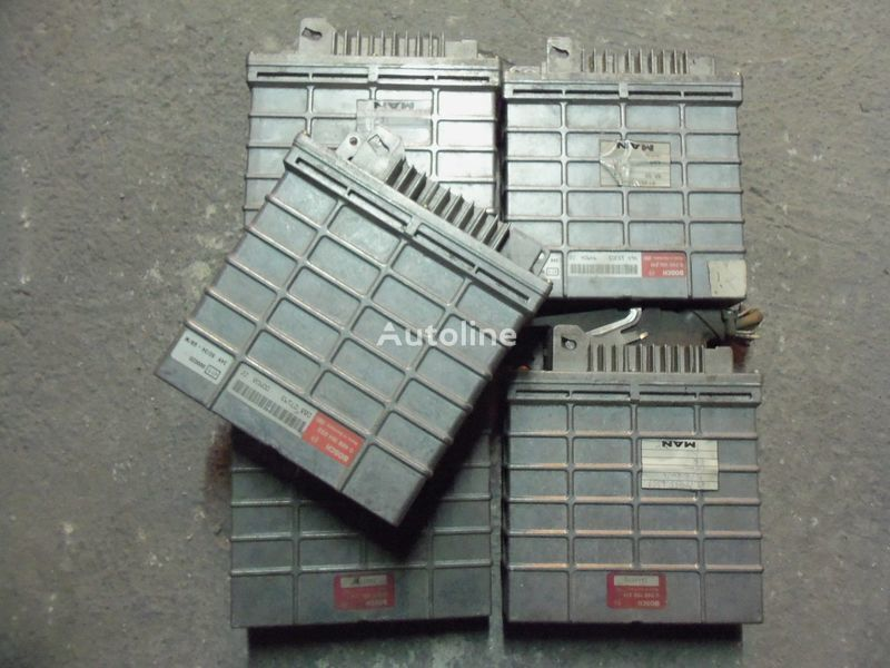 MAN 2,3,4 series ABS/ASR electronic control unit 81259356410, 046610 unidad de control para MAN tractora