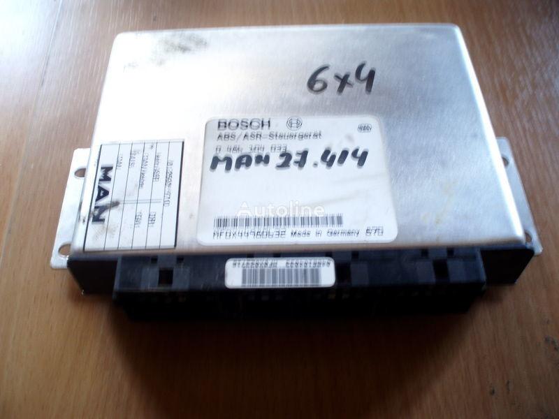BOSCH 0486104033 ABS  81.25935.6710 unidad de control para MAN 27.414 camión