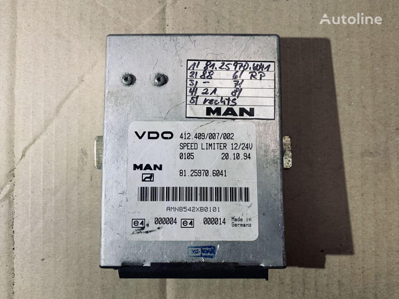 MAN 272 VDO (SPEED LIMITER) unidad de control para camión