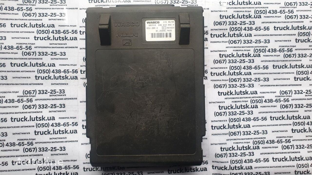MAN 4462100020 (81.25806.7035) unidad de control para MAN TGA,TGX,TGS tractora