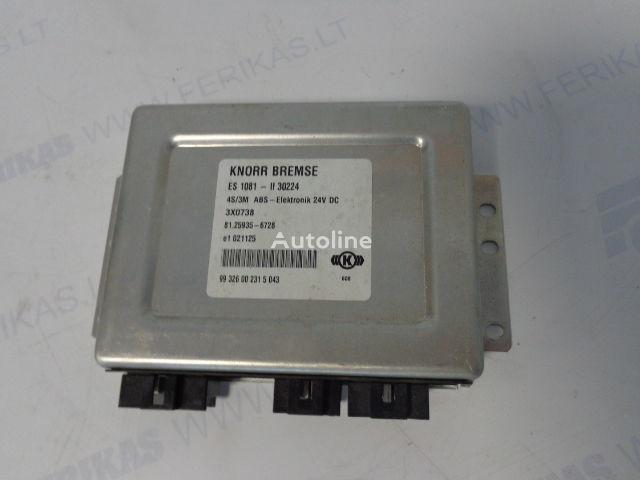 MAN ABS Elektronik 81259356728