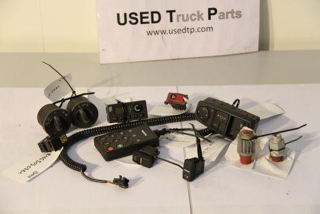 MAN Diverse schakelaars en bedieningen unidad de control para MAN tractora