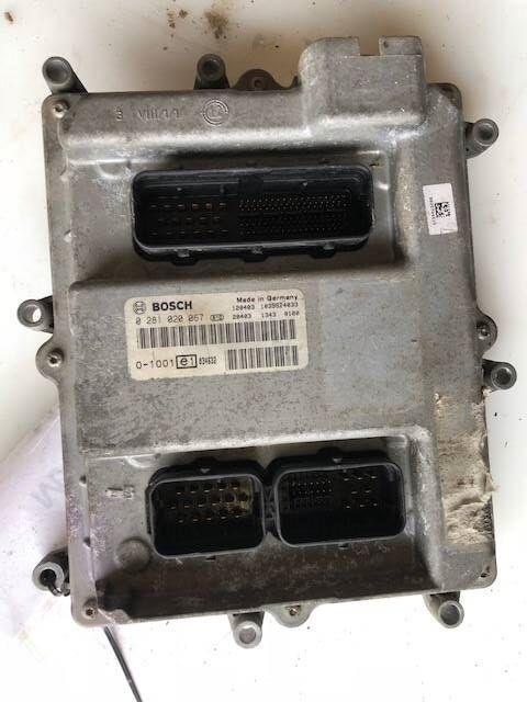 MAN ECU D0836 LF63 250 : 51.25833-7524 unidad de control para MAN camión