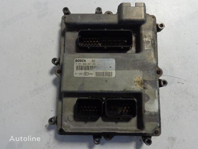 MAN EDC ECU engine control unit 0281010255, 0281020055, 0281020067