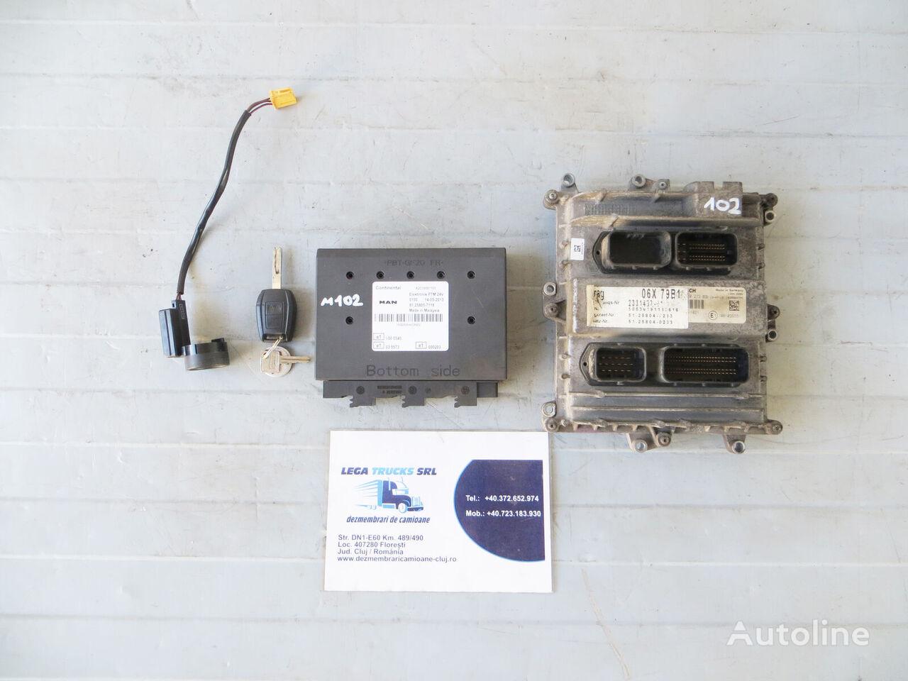 MAN Kit EDC (MD308) unidad de control para MAN TGX tractora