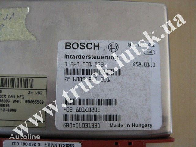 MAN Bosch unidad de control para MAN TGA camión