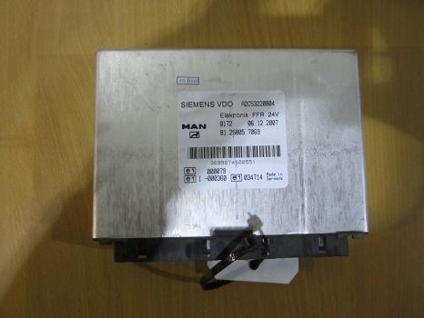 MAN FFR regeleenheid unidad de control para MAN TGL/M/A/S/X camión