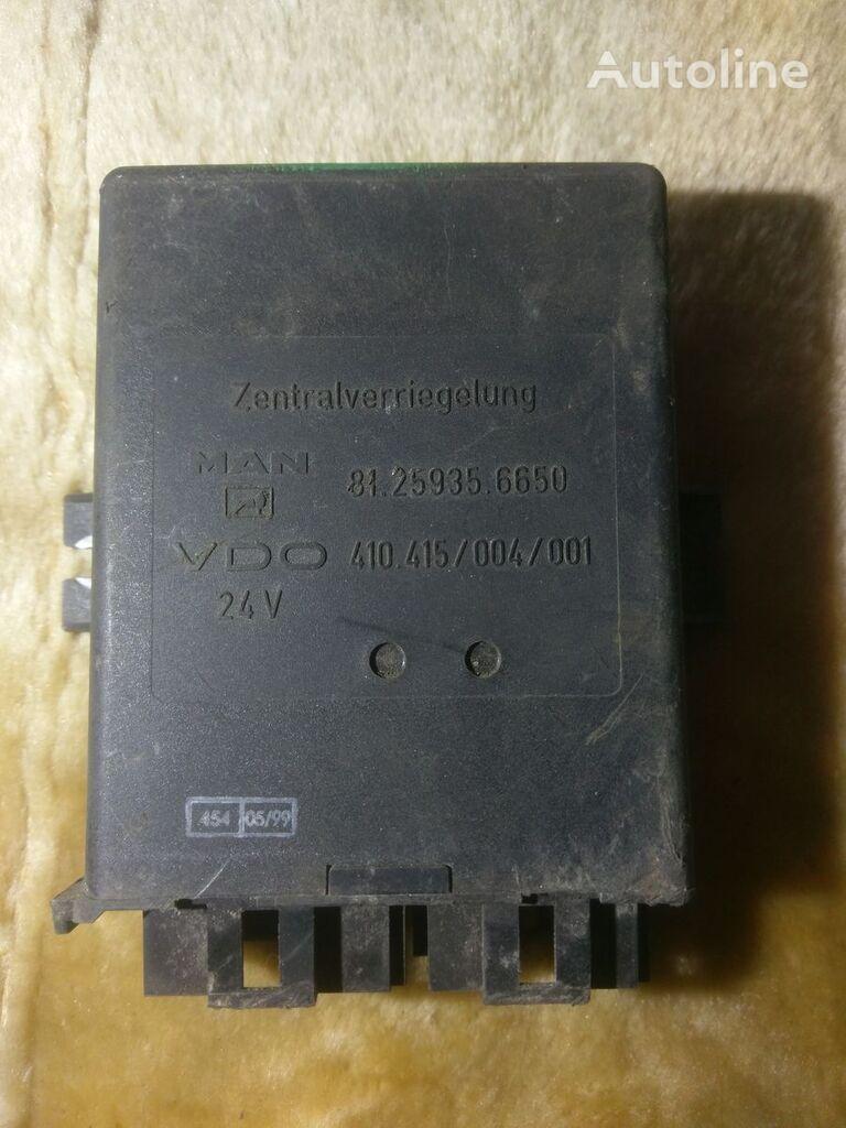 MAN VDO 81.25935.6650 410.412/004/001 (454 05/99) unidad de control para tractora