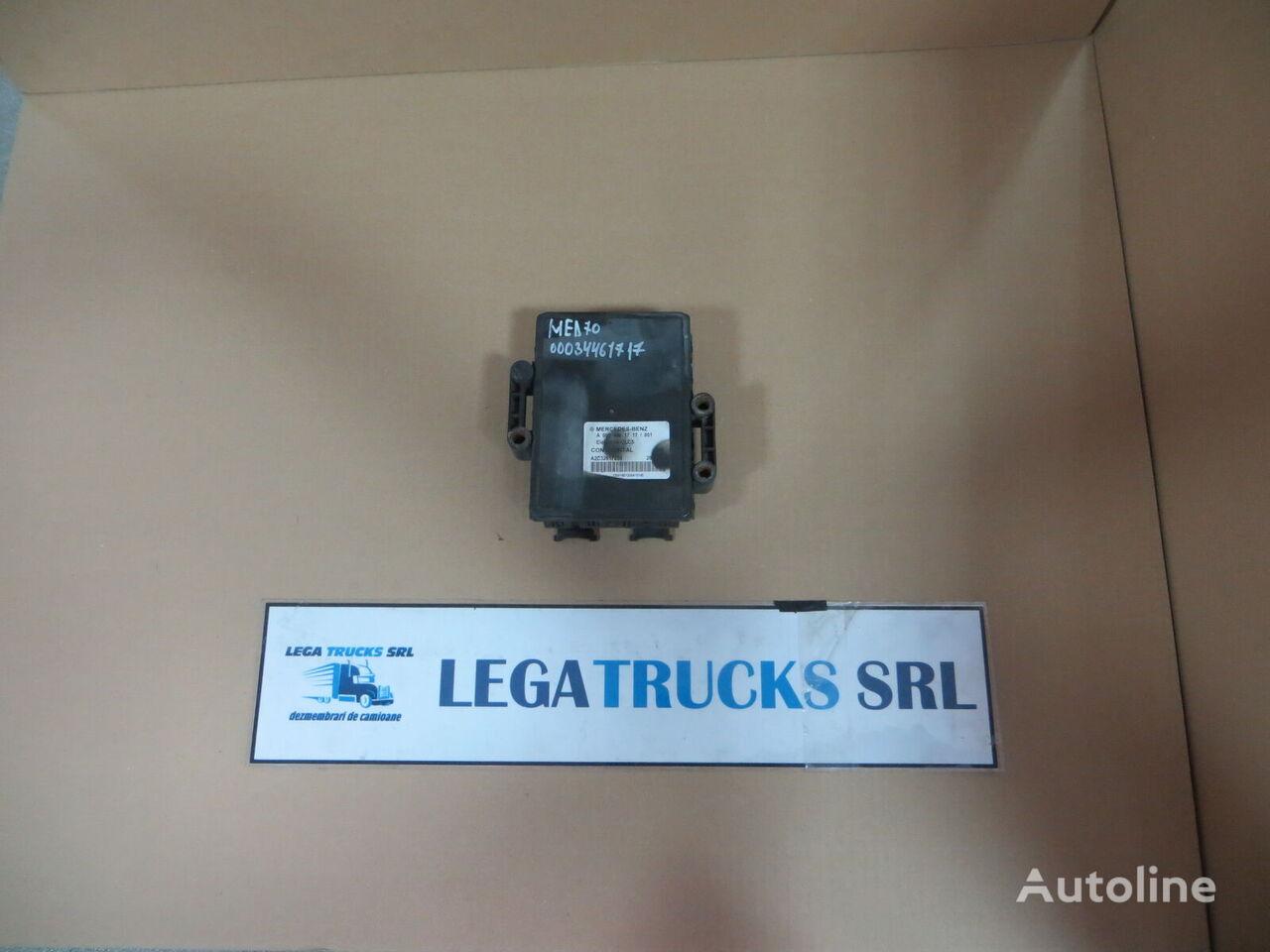 MERCEDES-BENZ unidad de control para MERCEDES-BENZ Actros MP4 tractora