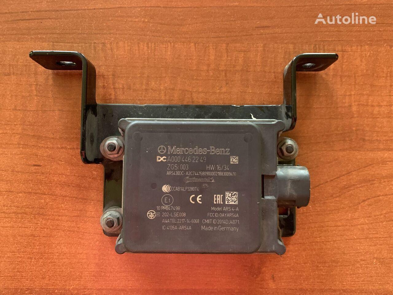 MERCEDES-BENZ (A0004462249) unidad de control para MERCEDES-BENZ ACTROS  tractora