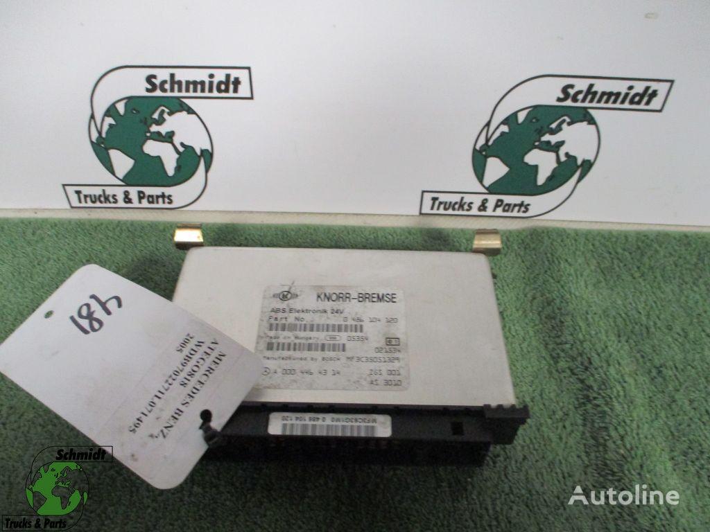 MERCEDES-BENZ ABS ELEKTRONIK - ZGS 001 (A 000 446 43 14) unidad de control para camión