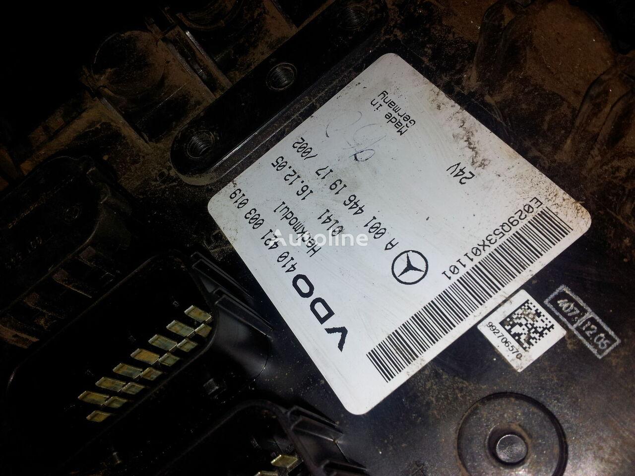 MB Actros MP2, MP3, Heckmodul, control unit, EDC, ECU, rear module electronics, 0014461917, 0014462817, 0014462017,0014461917,0014462717,0014461617, 41021003020, 410421003019, 0014462817 unidad de control para MERCEDES-BENZ Actros MP2; MP3 tractora