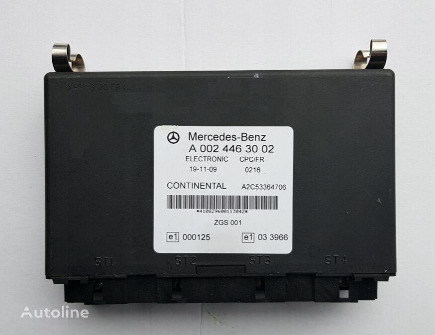 MERCEDES-BENZ CPC/FR (0024463002) unidad de control para MERCEDES-BENZ Actros camión