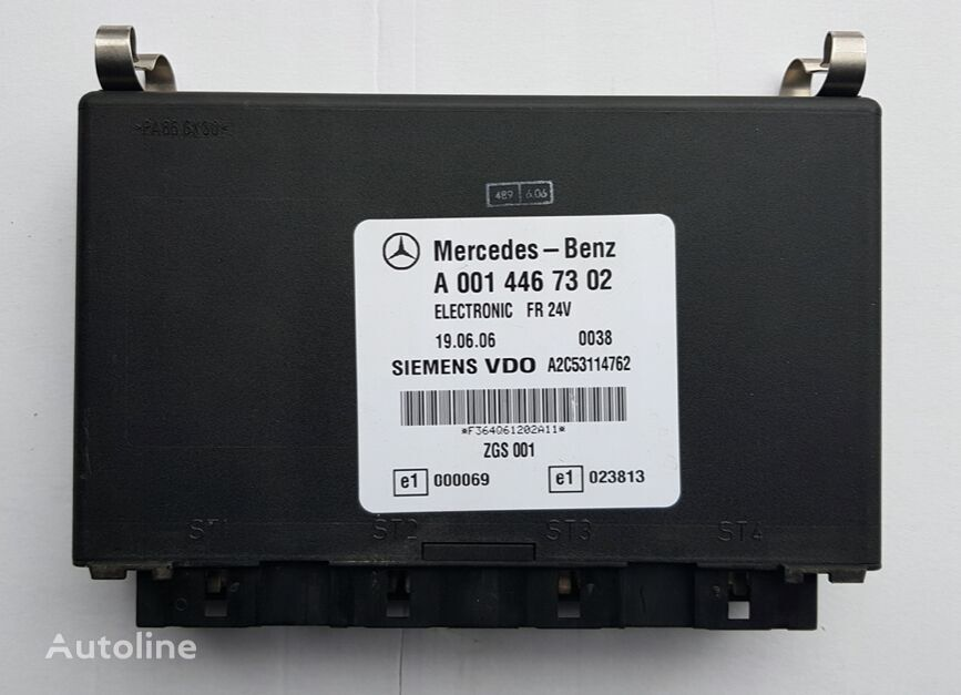 MERCEDES-BENZ CPC/FR (0014467302) unidad de control para MERCEDES-BENZ Actros camión