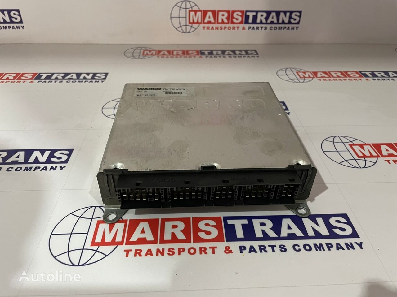 MERCEDES-BENZ EBS MERCEDES ACTROS unidad de control para camión