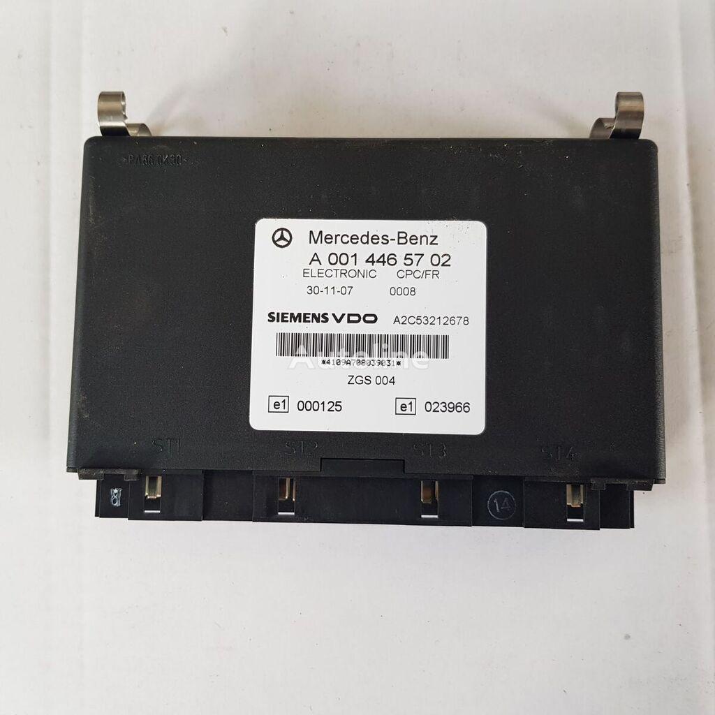 MERCEDES-BENZ ELECTRONIK CPC\FR (VDO A2C53212678) unidad de control para MERCEDES-BENZ ACTROS MB2 camión