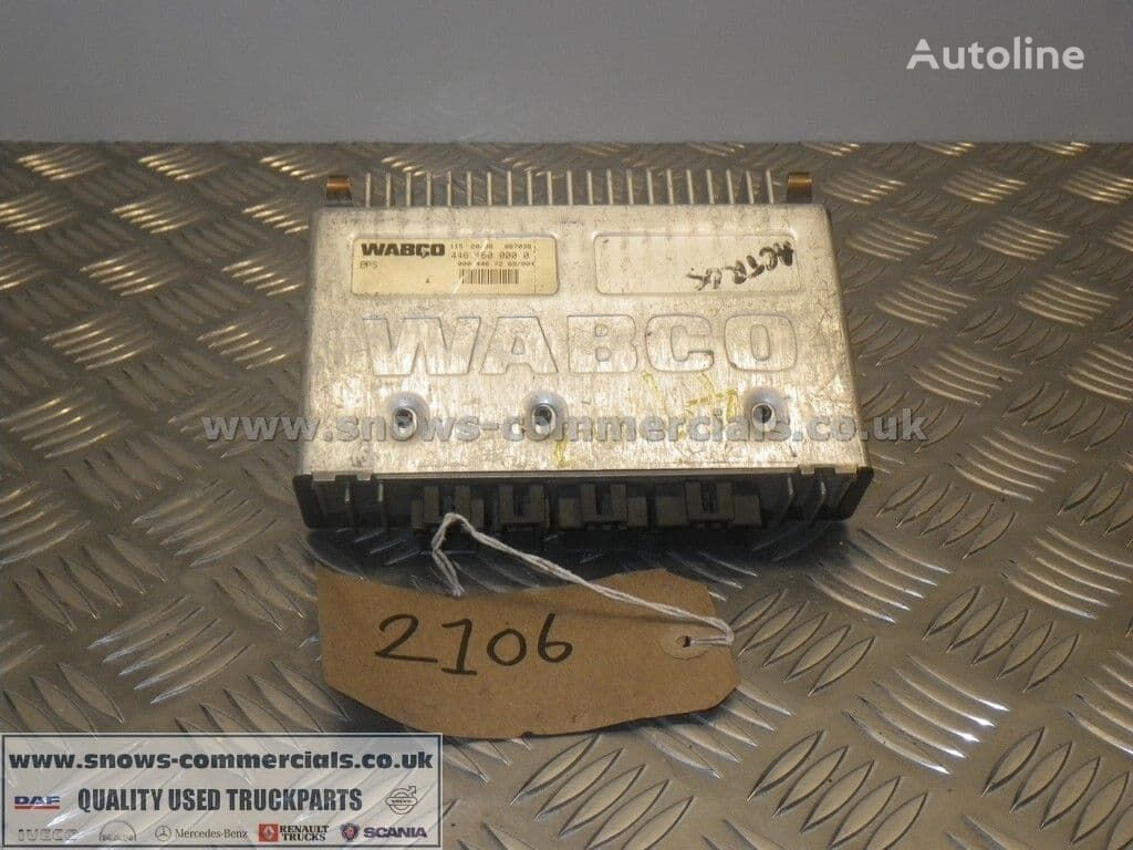 MERCEDES-BENZ EPS ECU (A0004467209) unidad de control para MERCEDES-BENZ Actros 1840 1998 camión