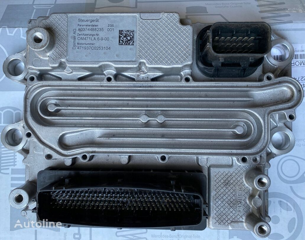MERCEDES-BENZ MCM2 (0194483835) unidad de control para MERCEDES-BENZ Actros Mp4 camión