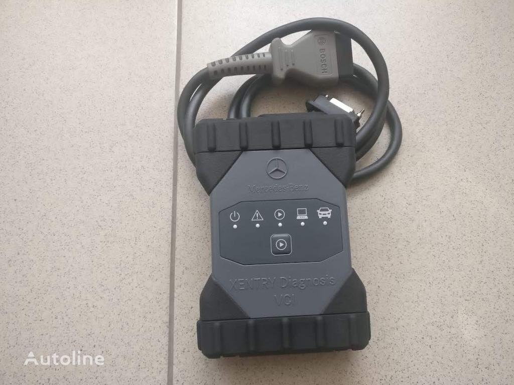 MERCEDES-BENZ V2020.09 MB STAR C6 Benz Xentry diagnosis VCI DOIP &AUDIO C6 Dia unidad de control para MERCEDES-BENZ MP2, MP3, MP4 tractora nueva