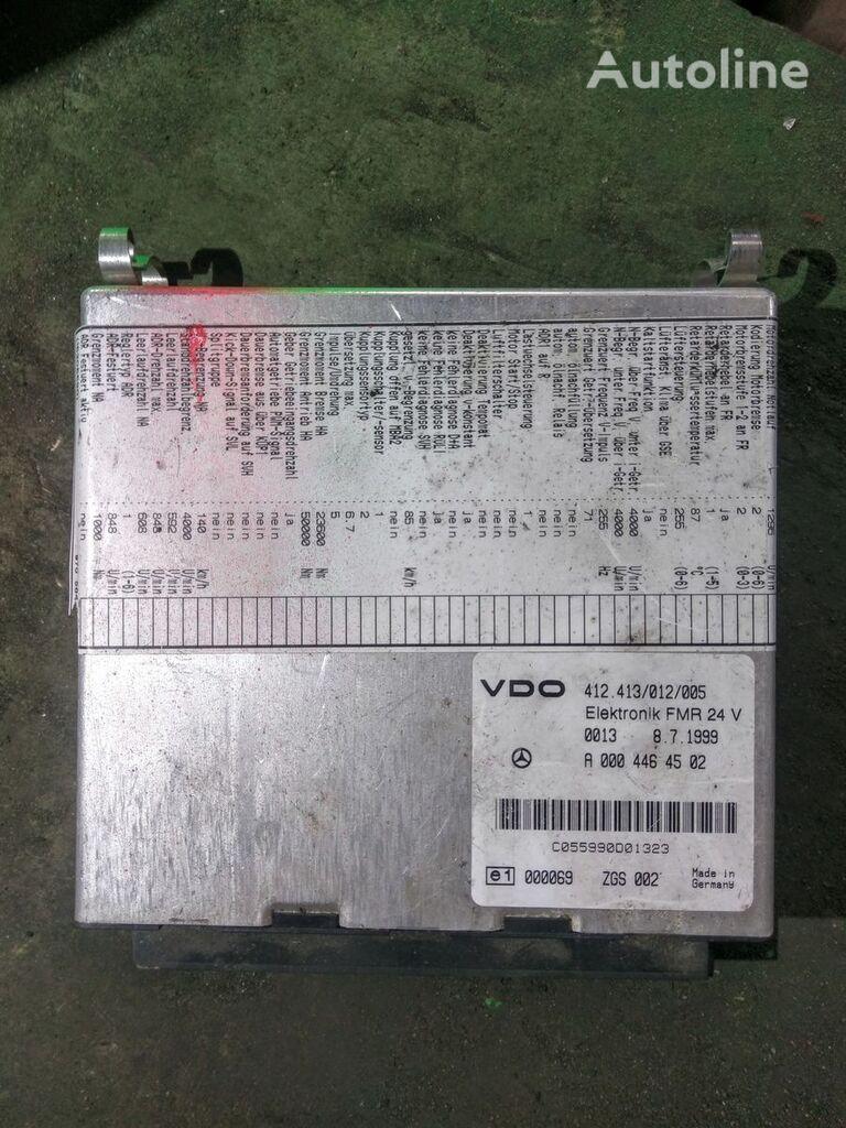 MERCEDES-BENZ VDO Elektronik FMR 412.413/012/005 (0013 ZGS 002) unidad de control para tractora
