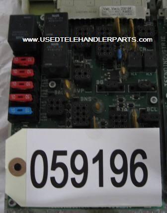 Merlo UCB unidad de control para MERLO cargadora de ruedas