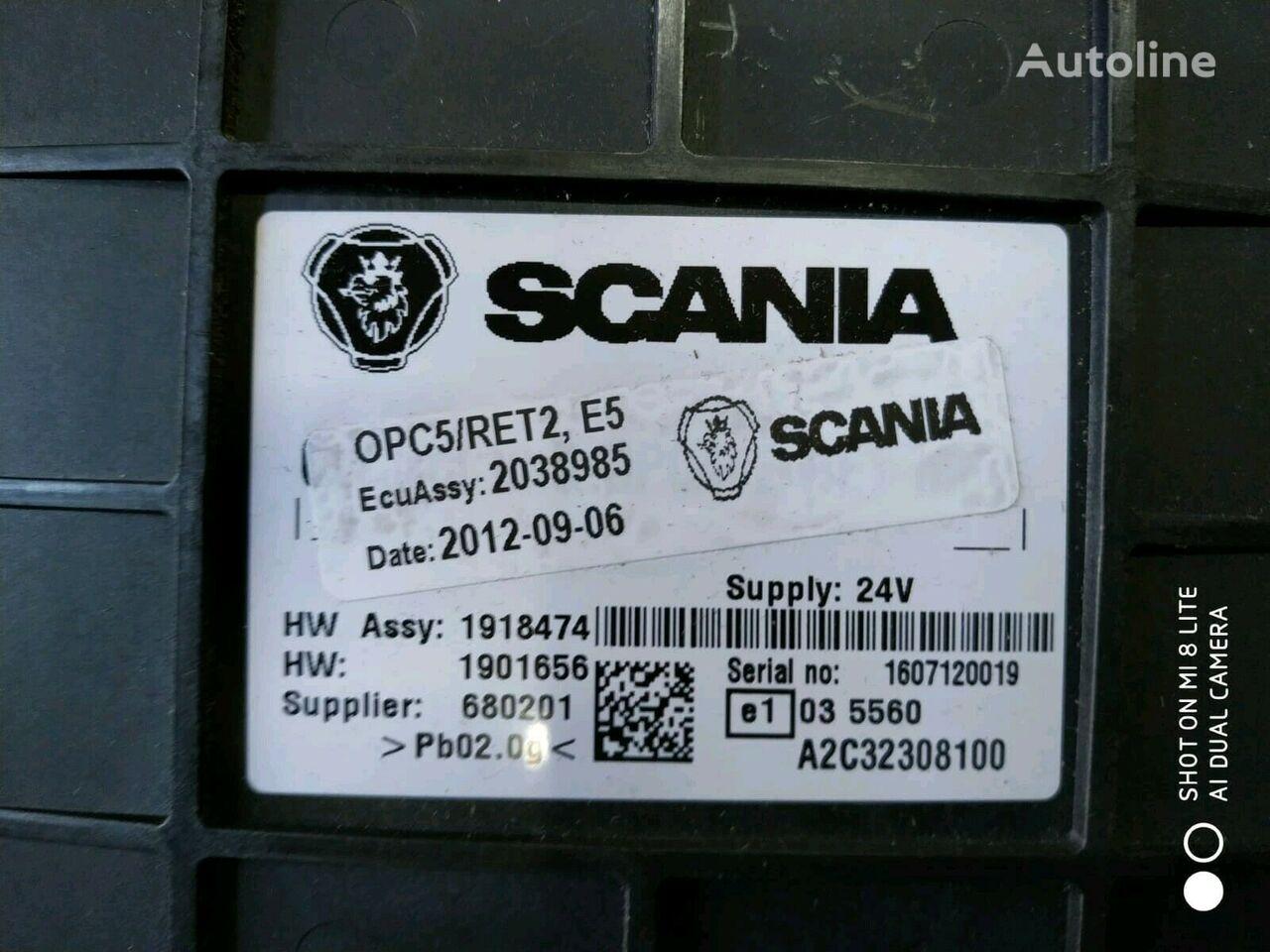 OPC5 / RET2 unidad de control para SCANIA tractora