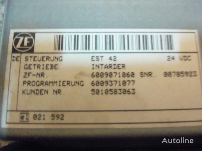 Renault DXI Intarder Control unit, EDC, ECU 5010583063, 0260001028, 6009371001, 6009071060 unidad de control para RENAULT MAGNUM DXI  tractora