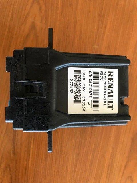 RENAULT VECU unidad de control para camión