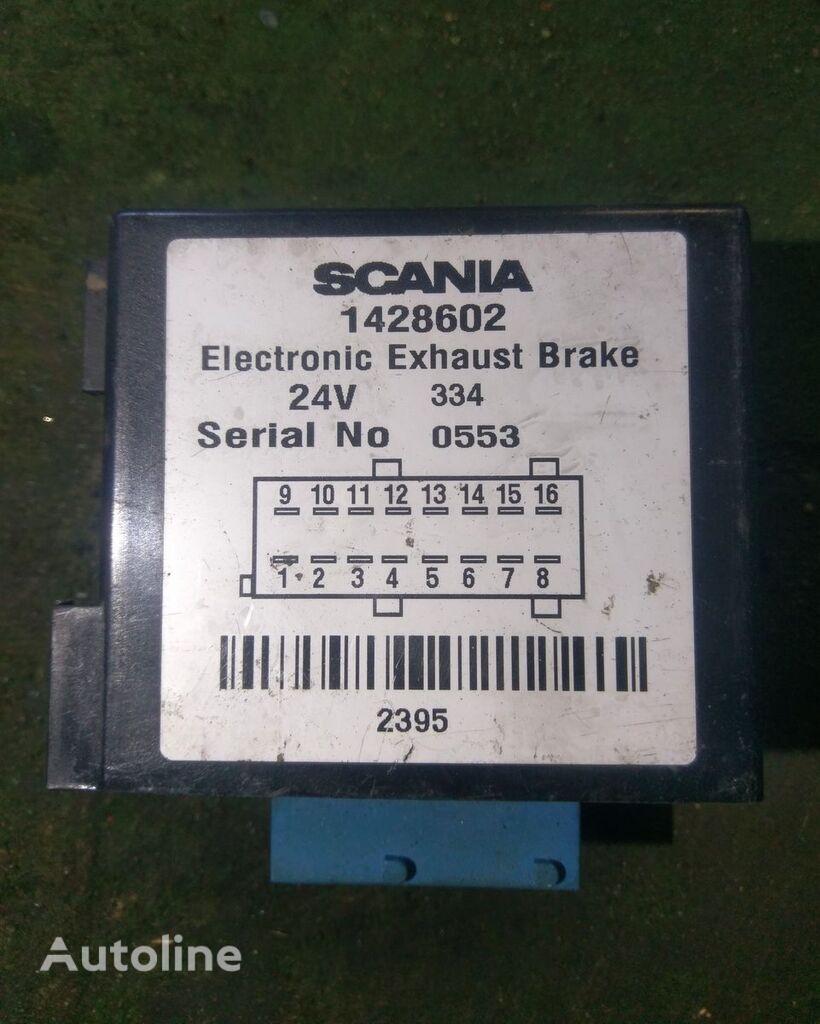 SCANIA (334 0553 2395) unidad de control para tractora