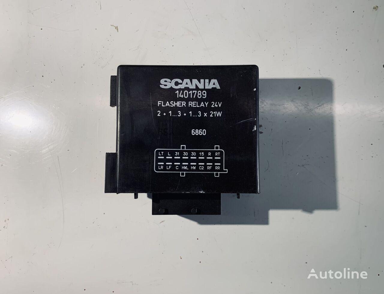 SCANIA (1401789) unidad de control para SCANIA 124 tractora