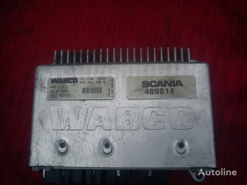 Wabco C3-4S/M 4460040850 . 4480030790. 4460030510. 4460040540 unidad de control para SCANIA camión