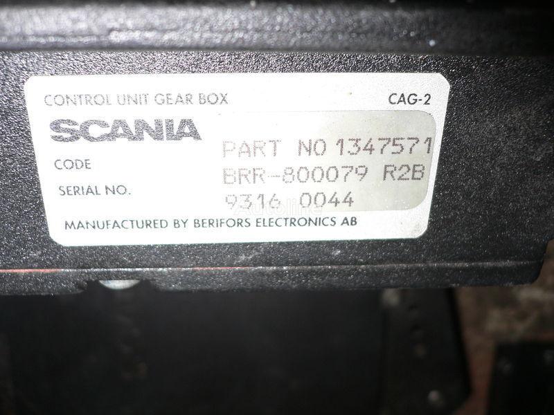 Scania GEAR BOX 1347571 . 1362616 . 1505135 . 488207. 1434153. 1368153. 1360315 unidad de control para SCANIA 113 autobús