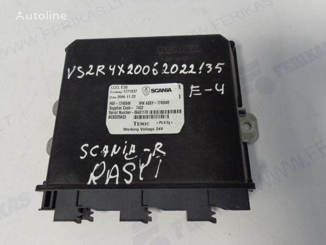 SCANIA COO control unit E30 1771937, 1745949