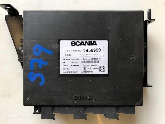 SCANIA ECI COO7 P/N:  2456999 / 2309730 unidad de control para SCANIA camión