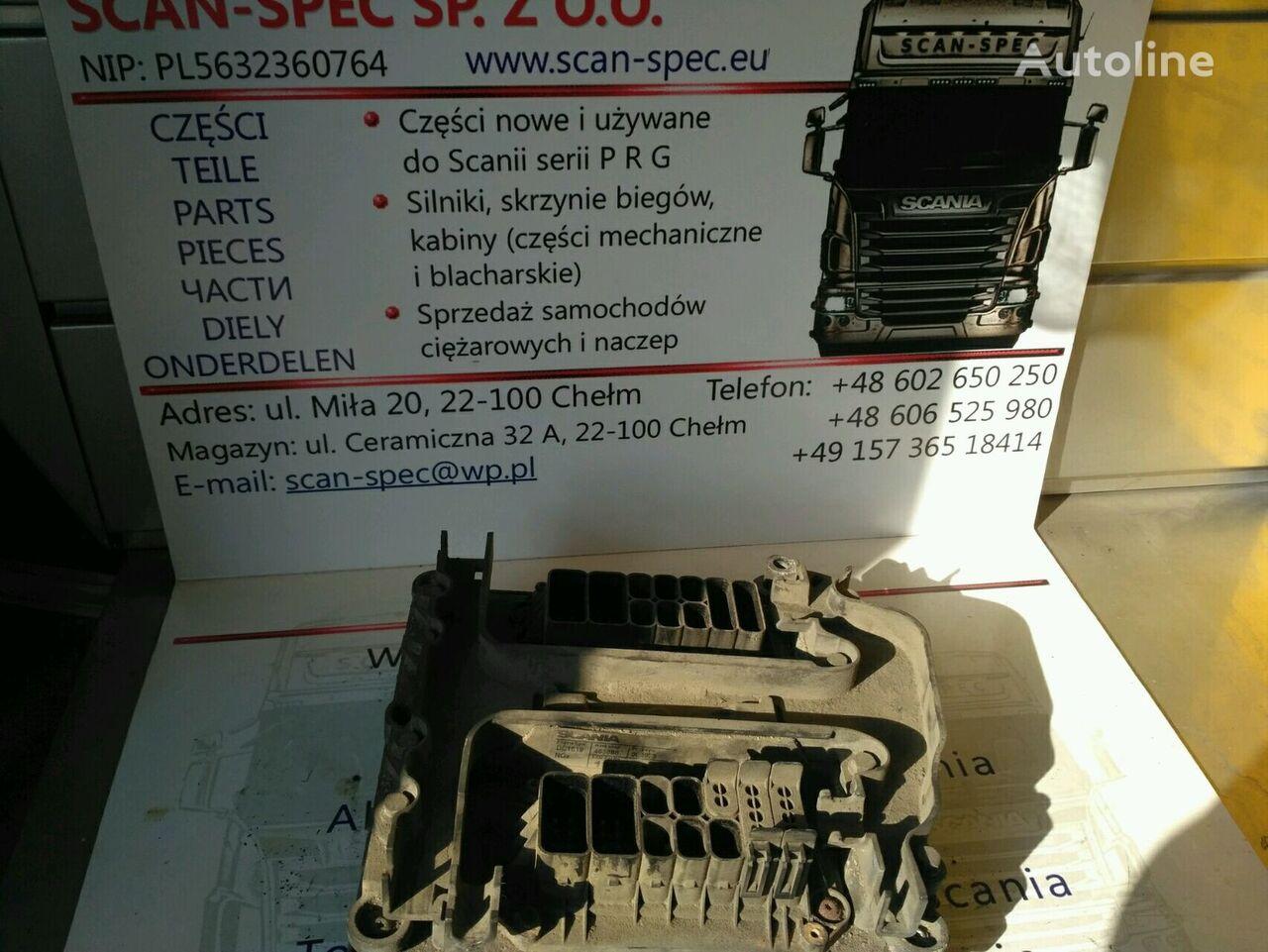 SCANIA ECU EMS unidad de control para SCANIA P R G T DC16 19 tractora