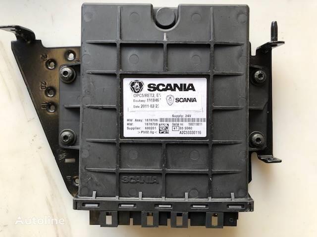 SCANIA ECU OPC / RET P/N: 1918467 / 2559112 unidad de control para SCANIA tractora