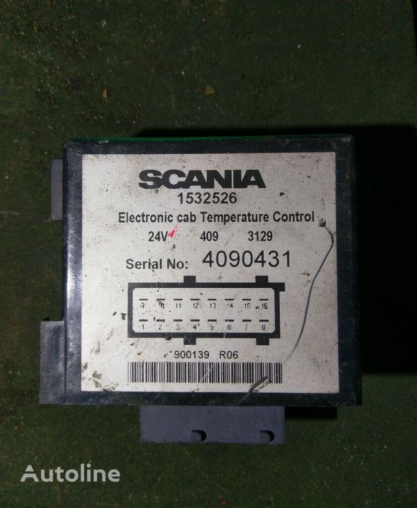 unidad de control SCANIA Electronic cab Temperature Control para tractora