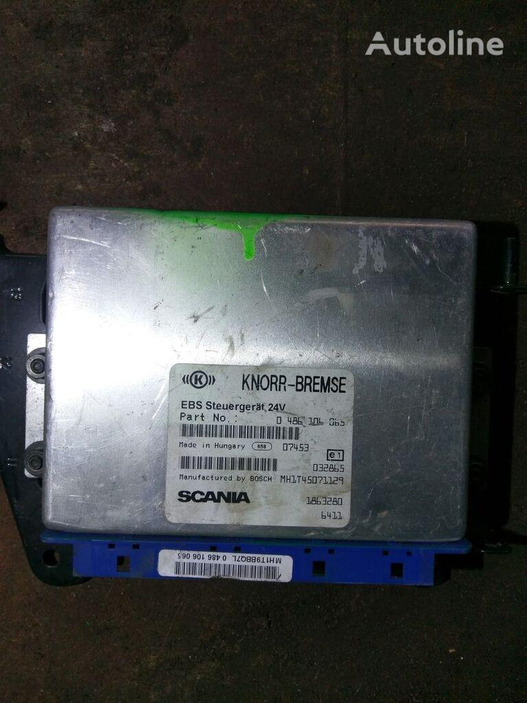 unidad de control SCANIA KNORR-BREMSE 0486106065 para tractora