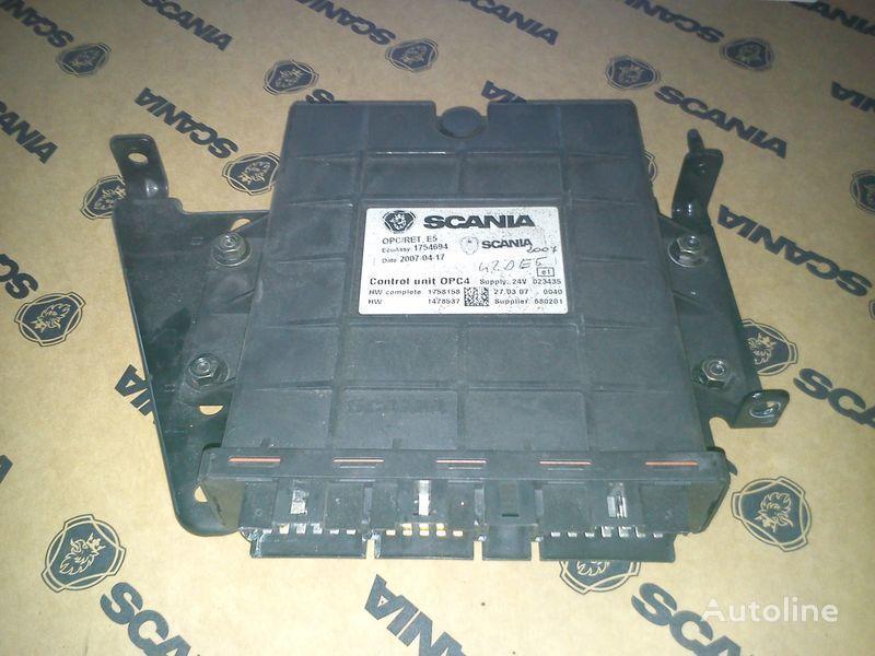 SCANIA OPC 4 (SC1) unidad de control para SCANIA SERIE  R tractora