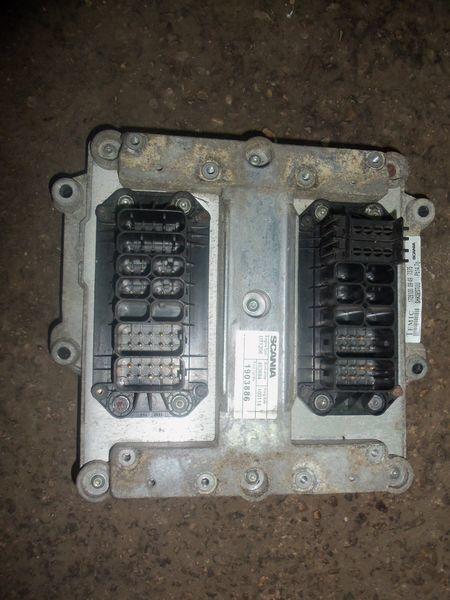 Scania R series engine computer, ECU, EDC, type DT1206, 1903886, 2061752, 2323675 unidad de control para SCANIA R tractora