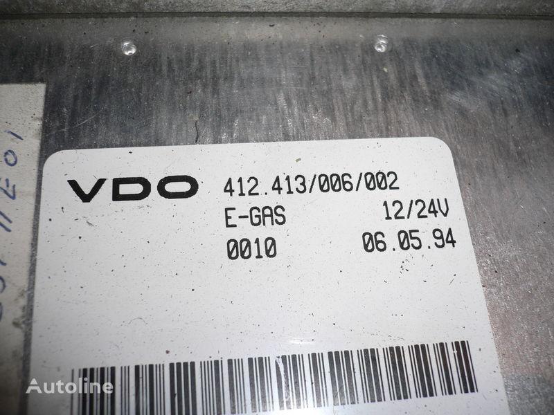 SCANIA VDO 412.413/006/002 unidad de control para SCANIA b10 autobús