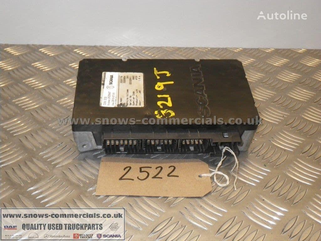 SCANIA VIS ECU (2025647) unidad de control para SCANIA G420 R400 camión