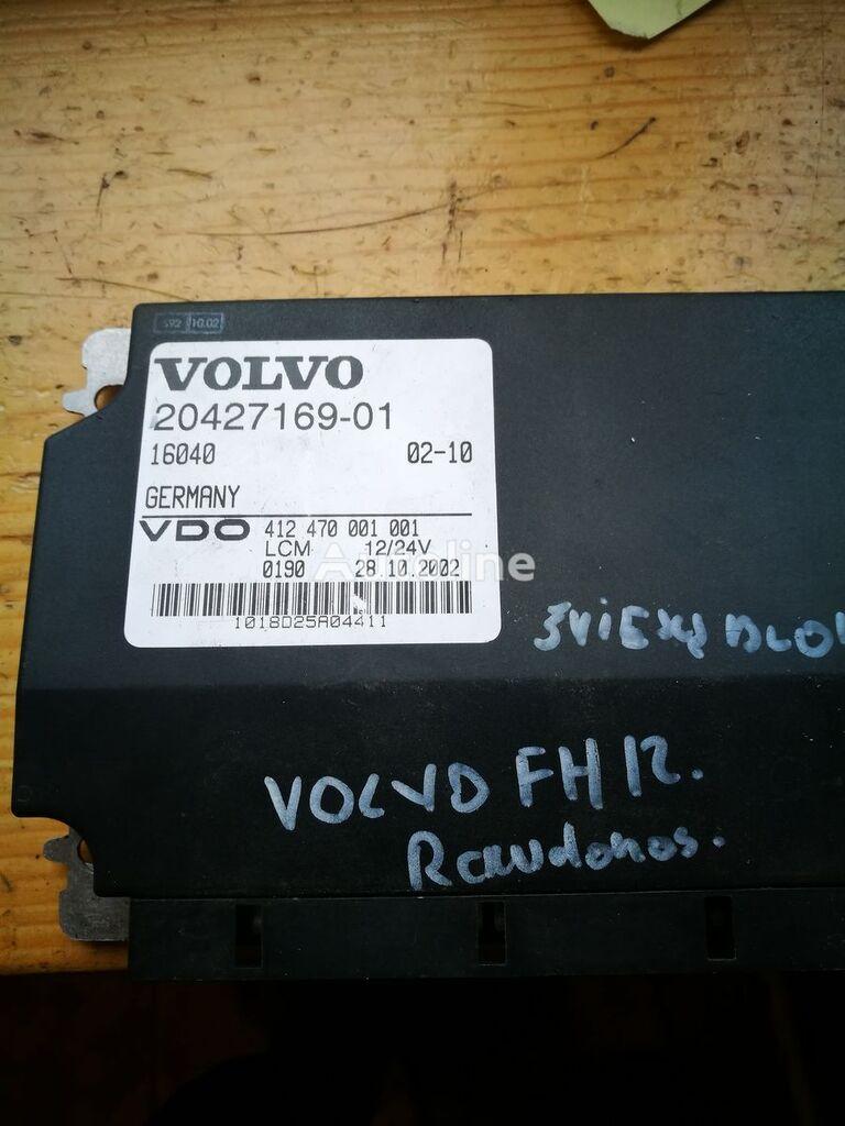 unidad de control VOLVO 20427169-01 , 20514900-02 para tractora VOLVO FH 12