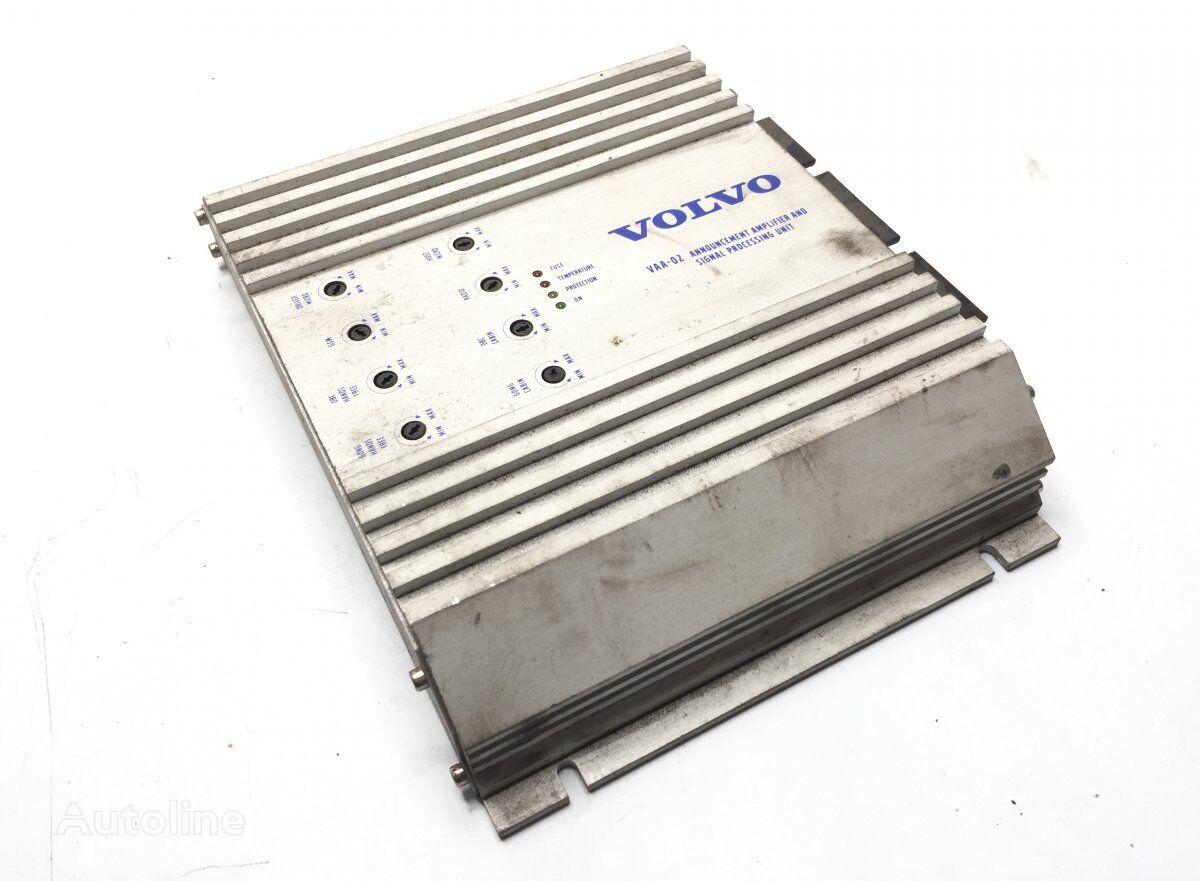 VOLVO Audio Amplifier unidad de control para VOLVO B6/B7/B9/B10/B12/8500/8700/9700/9900 bus (1995-) autobús