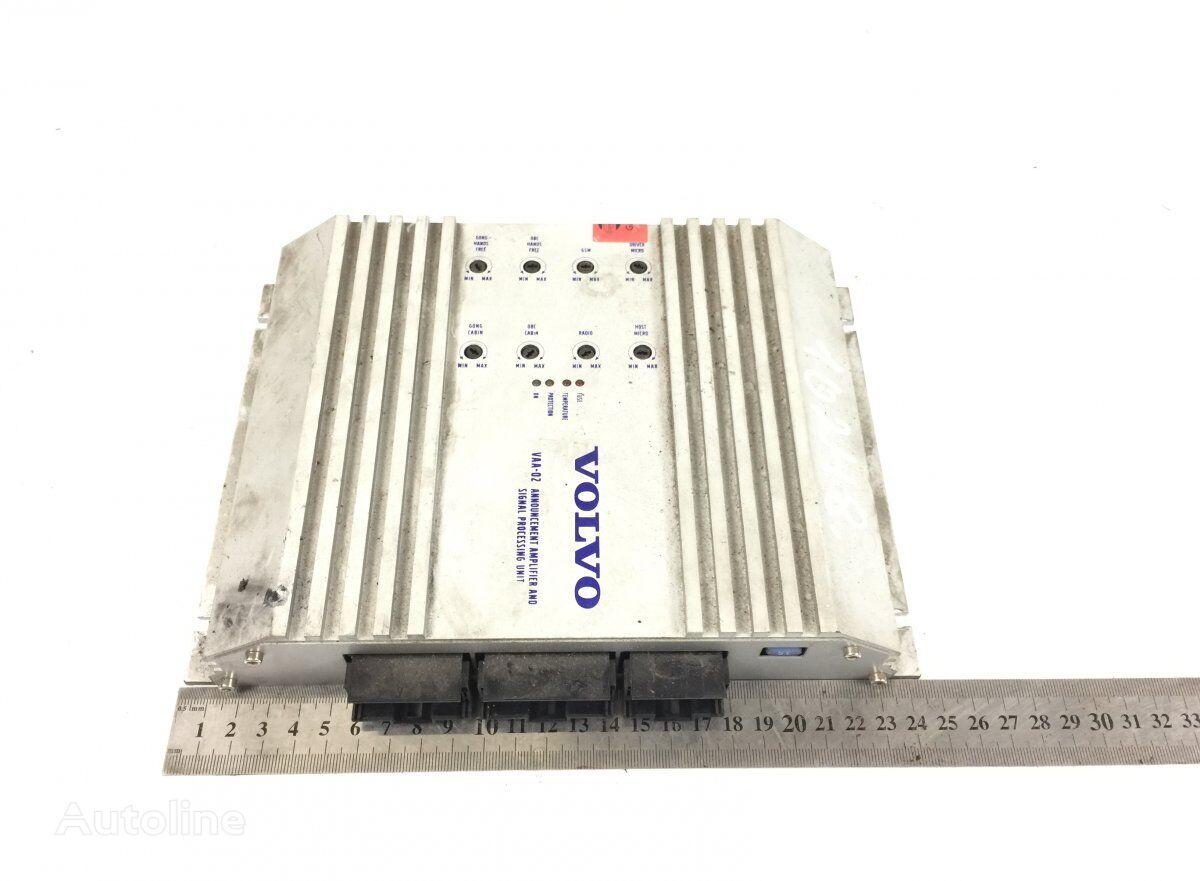 VOLVO B7R (01.06-) unidad de control para VOLVO B6/B7/B9/B10/B12/8500/8700/9700/9900 bus (1995-) autobús