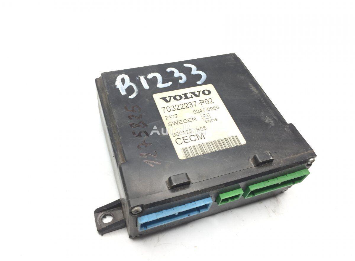 VOLVO CECM Control Unit (70322237-P02) unidad de control para VOLVO B6/B7/B9/B10/B12/8500/8700/9700/9900 bus (1995-) autobús
