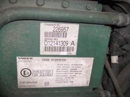 unidad de control para VOLVO FH 12.420.440.480 tractora