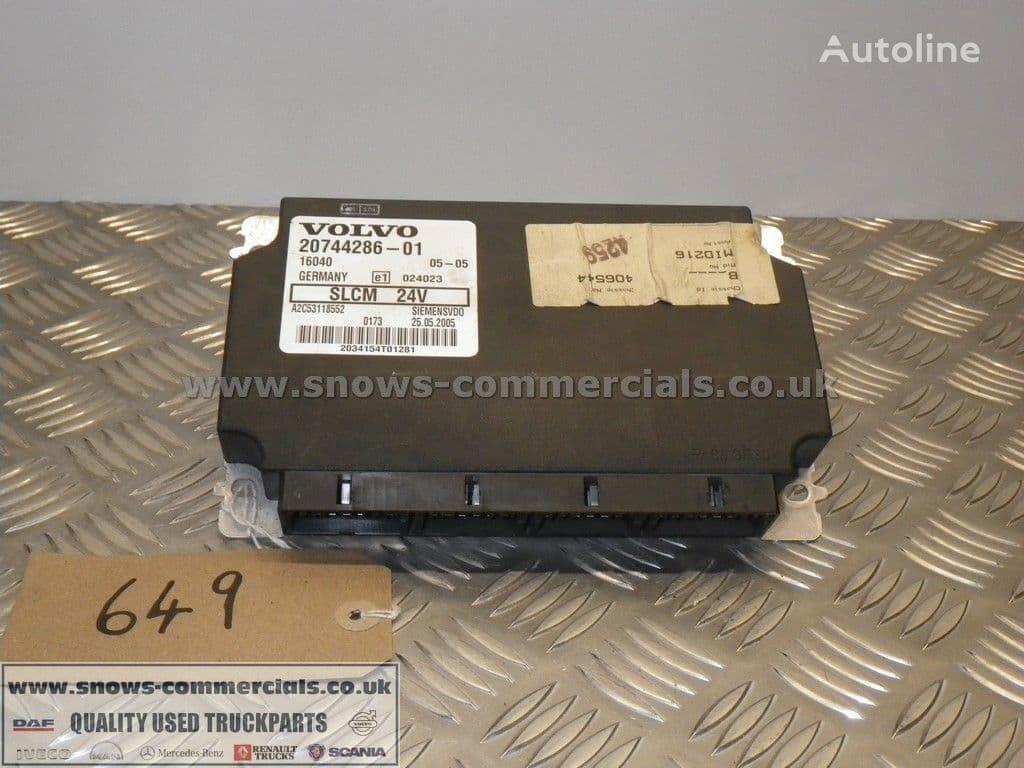 VOLVO LCM ECU (20744286) unidad de control para camión