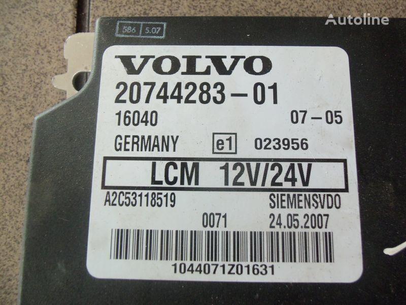 VOLVO , LCM control unit, lightning 20744283, 20514900, 85108922, unidad de control para VOLVO FH12 tractora