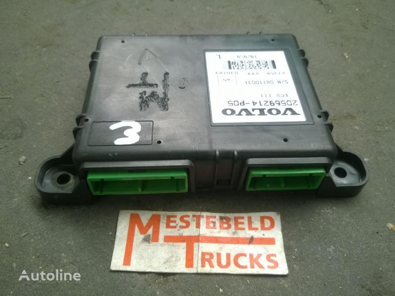 VOLVO Stuurkast ECS III unidad de control para VOLVO FH camión